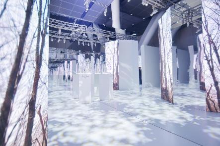 兰蔻举办第二届护肤研讨会 震撼发布全新兰蔻'极光水'