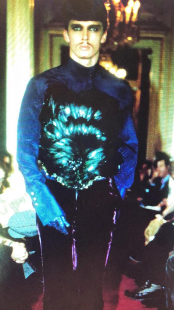 Jean Paul Gaultier1996年秋冬高级定制秀场图