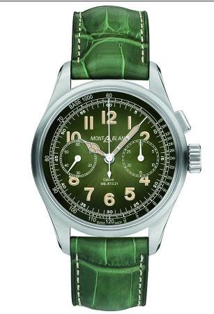 计时的美型颜值 三款全新计时腕表推荐