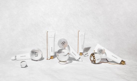 tamburins NUDE H。 AND CREAM 护手霜系列产品