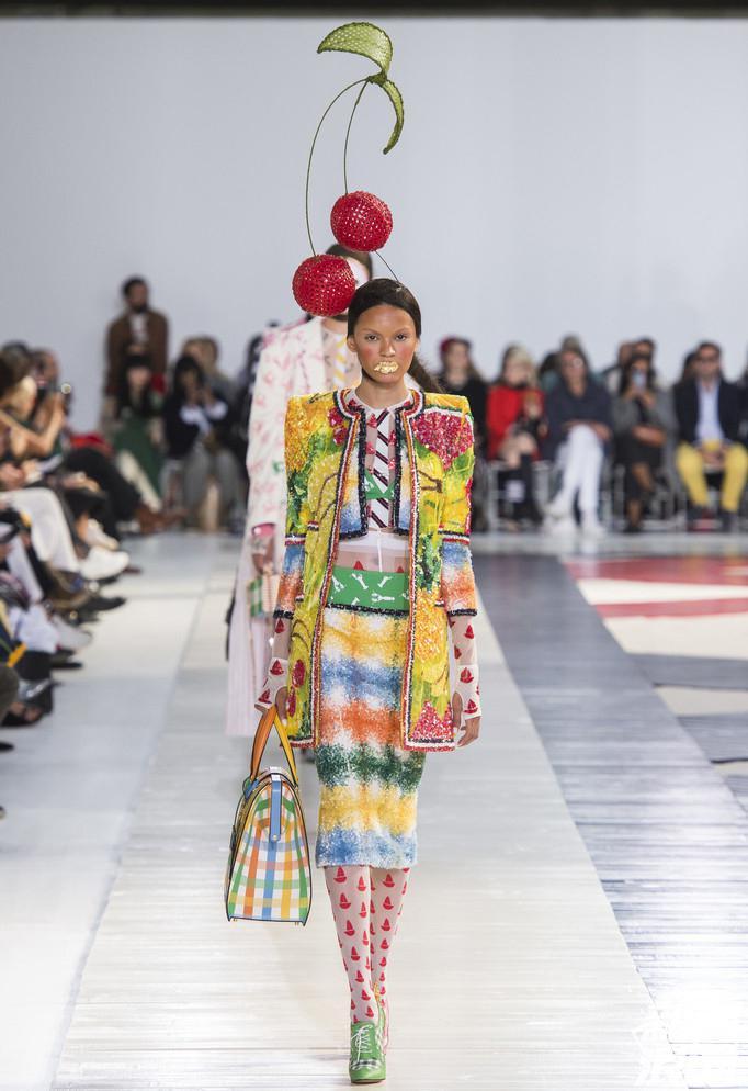 Thom Browne 2019春夏巴黎时装周