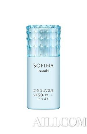 SOFINA苏菲娜芯美颜日间倍护防晒乳(清爽型)