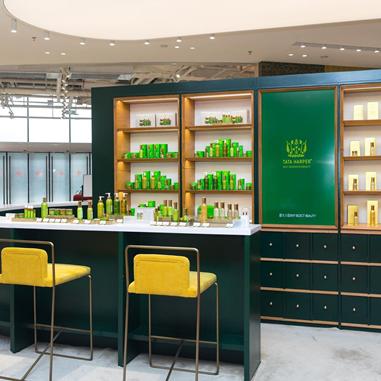 天然有机护肤奢侈品牌TATA HARPER惊喜入驻北京地标SKP-S商场