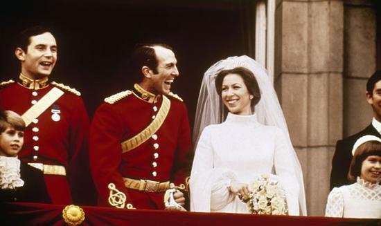 女王与菲利普亲王
