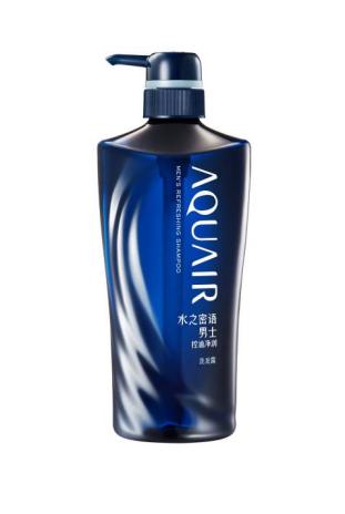 水之密语男士控油净润洗发露600ml/68元