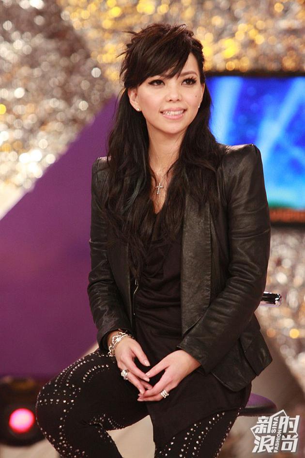 2010年的张惠妹