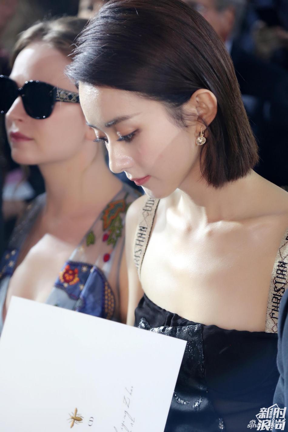 赵丽颖 | 从时尚小白到Dior品牌大使