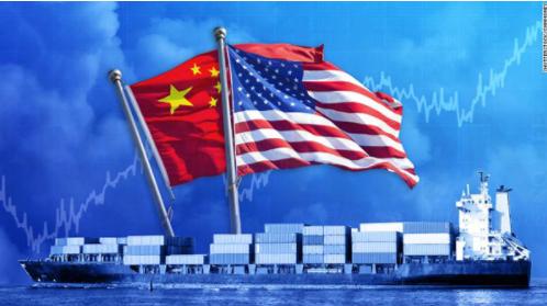 中美贸易战升温 美容皮具家电被列入额外2000亿美元加征关税清单涩撸玉