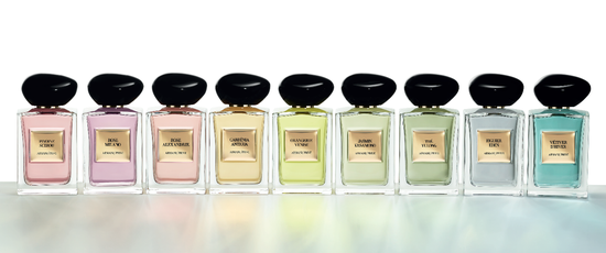 从高定时装到高定香水 阿玛尼高定私藏香氛全新清新系列