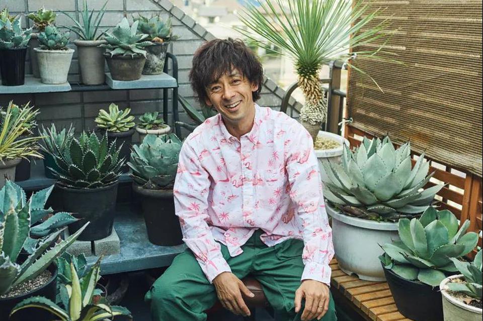 《半泽直树》的演员告诉你如何把家种成植物园