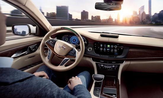 业内首个量产并可真正实现在高速公路上释放双手驾驶系统
