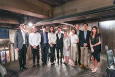 ▲ Atelier Cologne欧珑·品牌方与媒体达人共享晚宴