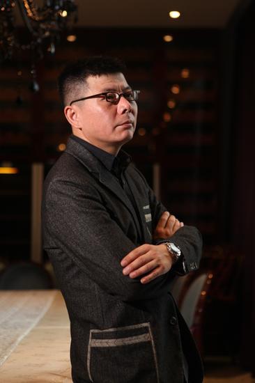 潘箭-《时尚时间》数字传媒总编和名表论坛首席执行官