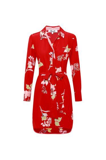 Diane von Furstenberg 新春限量款连衣裙