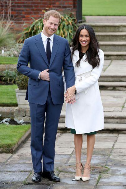 哈里王子和未婚妻Meghan Markle