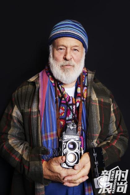 摄影师布鲁斯-韦伯