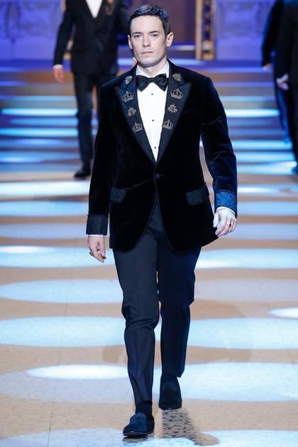Dolce&Gabbana 2018秋冬系列
