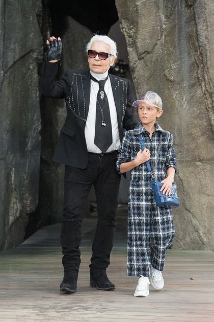 Chanel 2018春夏系列秀场