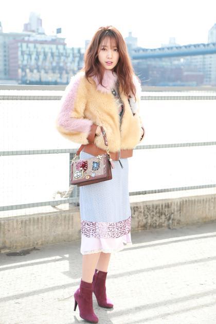 韩国女星朴信惠