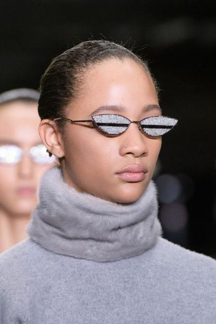 Alexander Wang的小镜片墨镜