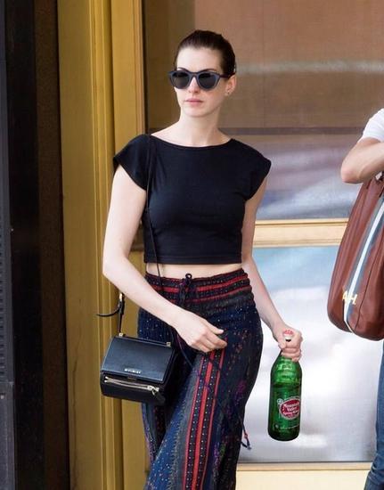 Anne Hathaway X PandoraBox