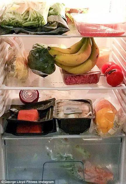 George的冰箱