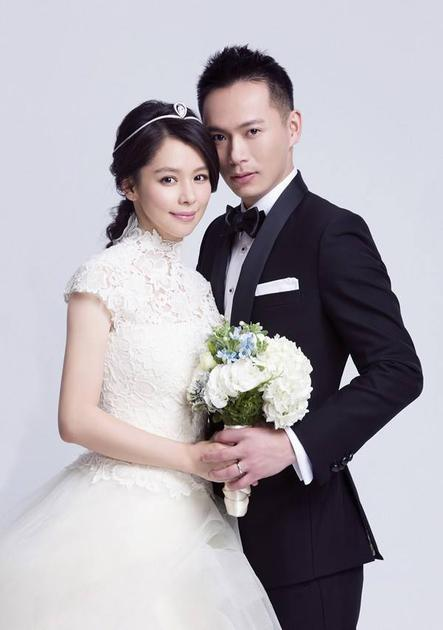 徐若瑄与新加坡富商李云峰完婚