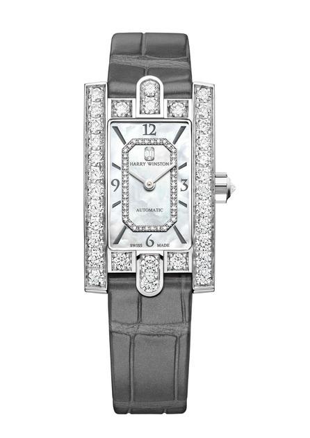 海瑞温斯顿第五大道Avenue Classic自动腕表