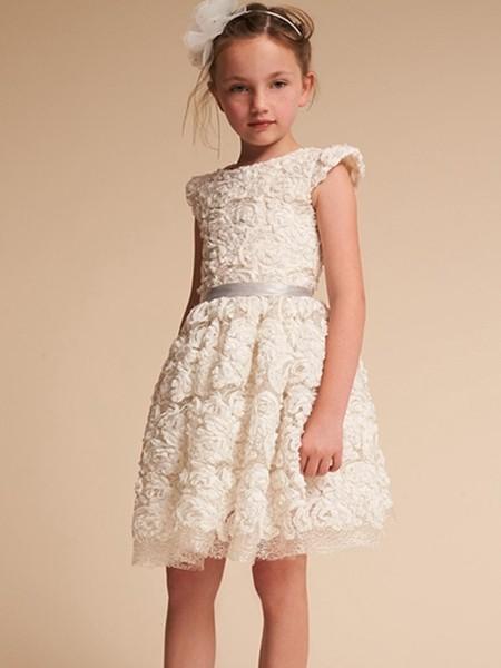 BHLDN Rosette Dress