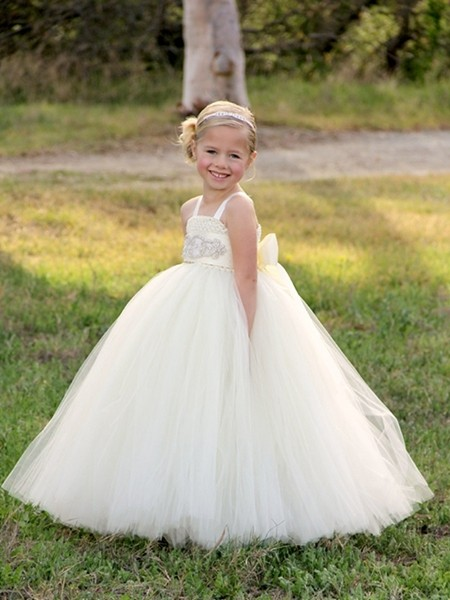 Ivory Tutu Dress