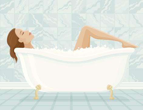 洗澡的时候,真正不能做的是这几件事