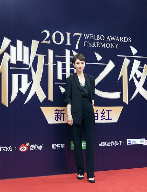 """袁泉摘得""""微博年度女神""""殊荣"""