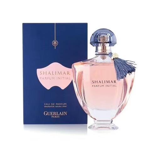"""娇兰""""继任者""""—— Shalimar Parfum Initial香水"""