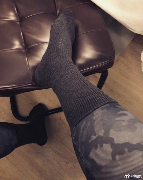 郑恺的秋裤