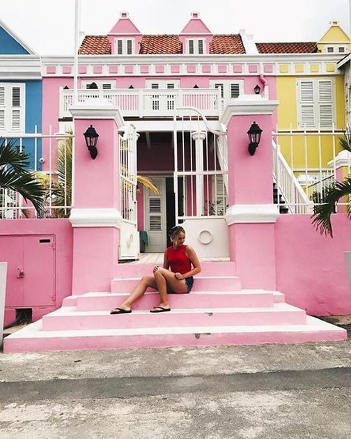 库拉索岛,加勒比海(Cura?ao, Caribbean)