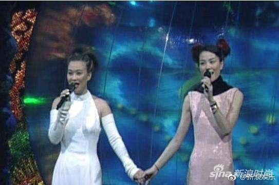 那英王菲20年后再聚首 将在央视春晚献唱《重逢》