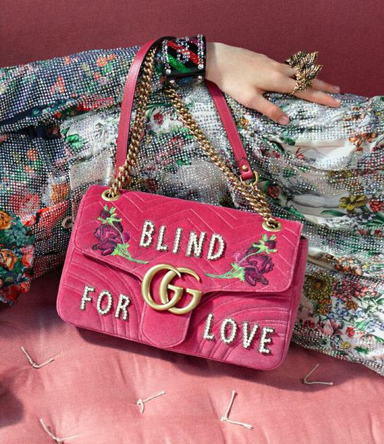 """Gucci""""Blind For Love执迷于爱"""""""