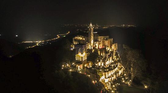 格林堡比利时修道院啤酒正式进入中国的启动仪式