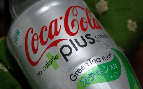 Coca-Cola Green Tea