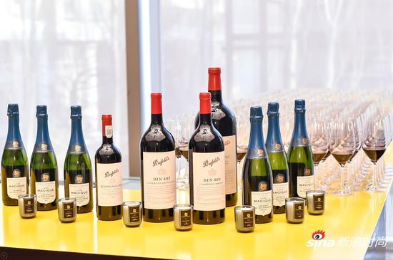 Penfolds奔富、光之颂亿(Maison De Grand Esprit)葡萄酒