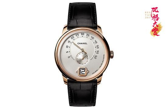 香奈儿 Monsieur系列腕表