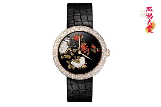 香奈儿 MADEMOISELLE PRIVé 珠宝腕表