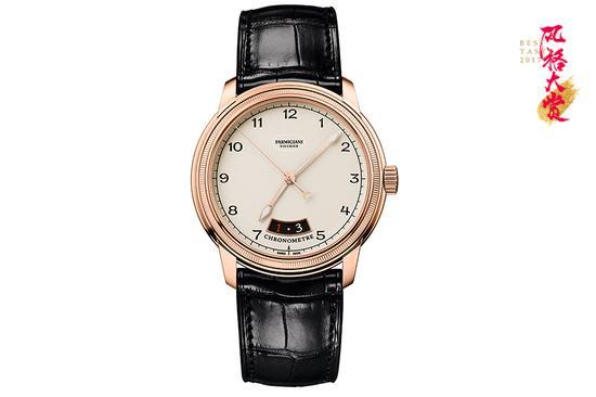 帕玛强尼Toric Chronometer精密天文表