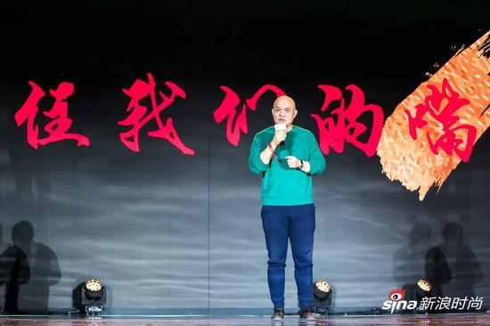 中国当代著名人物画家史国良先生演讲《管住我们的嘴》