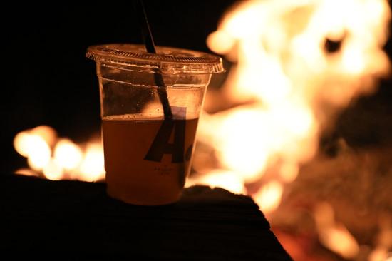 #百城绝对夜计划#香格里拉站- 藏式篝火跨年派对