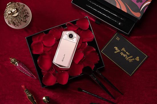 TR750新色情人节限量版礼盒