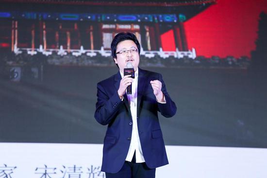 著名经济学家,中国50人经济学家论坛首位主席 宋清辉