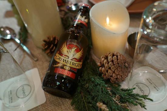 格林堡比利时修道院啤酒推出不同风味的特色啤酒