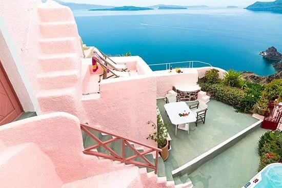 圣托里尼岛, 希腊(Santorini, Greece)