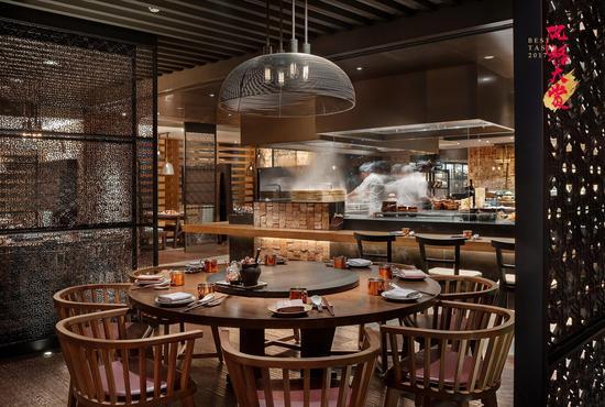 2017风格大赏年度最佳中餐厅入围名单